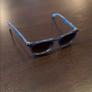 Carrera Eyewear 6000 50mm Grey/Blue Sunglasses